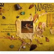 Magasin ZinZin - CD - dit par frédéric Clément